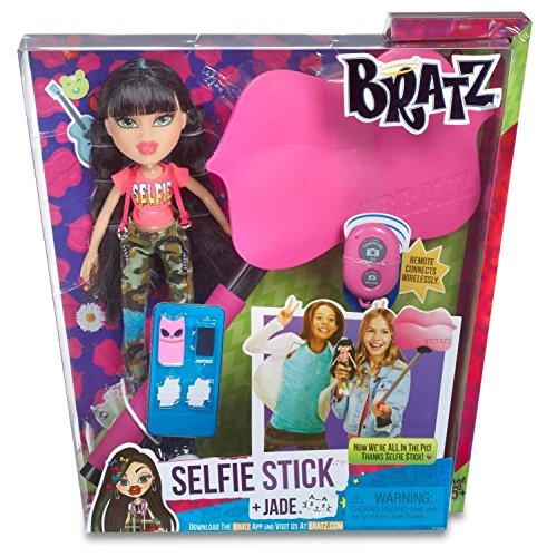 Bratz Selfie Stick with Doll- Jade ()