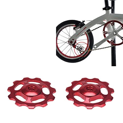 GOFIVE 2 Piezas Bicicleta de montaña de aleación de Aluminio Rueda ...