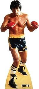 Cardboard People Rocky Life Size Cardboard Cutout Standup - Rocky II (1979 Film)