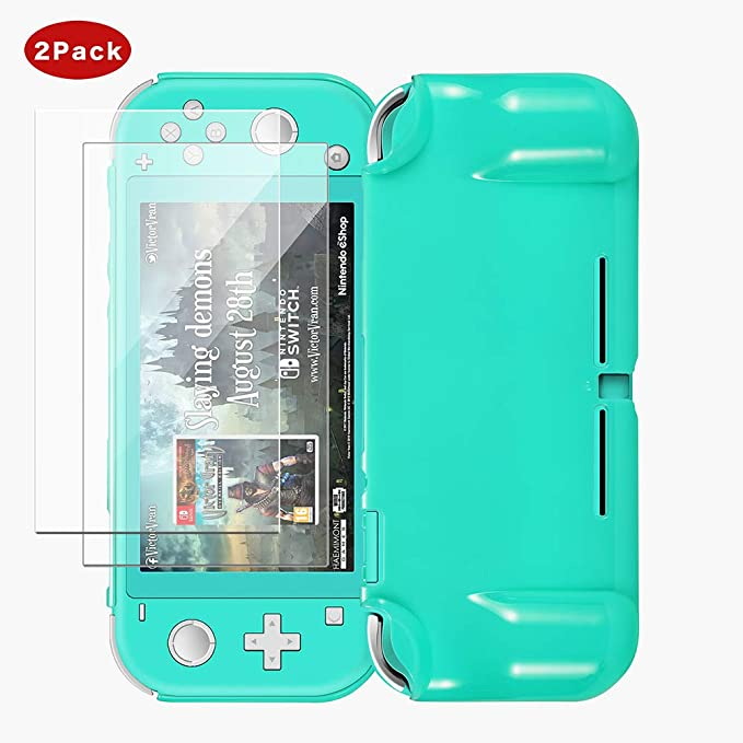 Shumeifang Carcasa para Nintendo Switch Lite, Premium Funda Puesta ...