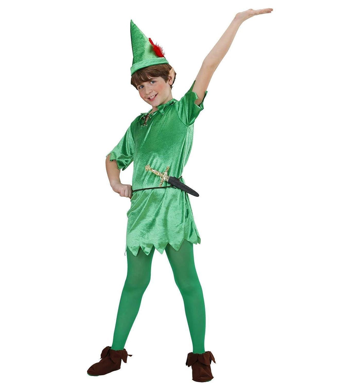 WIDMANN ? Disfraz Peter, de talla 5/7 años: Amazon.es ...