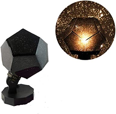 Star Night Proyector de luz, 12 cara 360 grados visualización ...