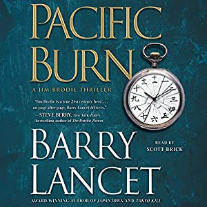 Pacific Burn Audiobook