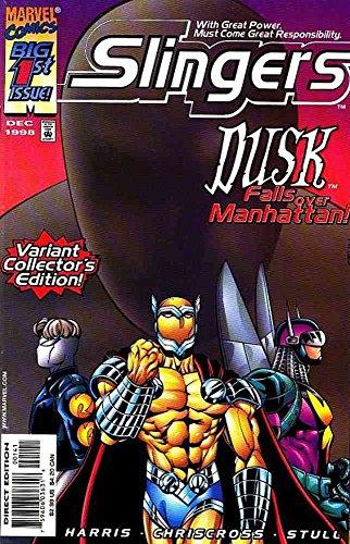 Slingers #1B FN ; Marvel comic book