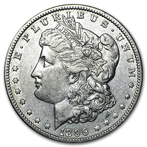(1896 O Morgan Dollar XF $1 Extremely Fine)
