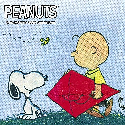 Peanuts Wall Calendar (2019) ()