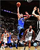 This officially licensed 8x10 color photo pictures Chandler Parsons of the Dallas Mavericks. Official NBA and NBPA logos as well as a sequentially numbered official licensing Hologram appear upon photograph. This is not a mass produced copy. ...