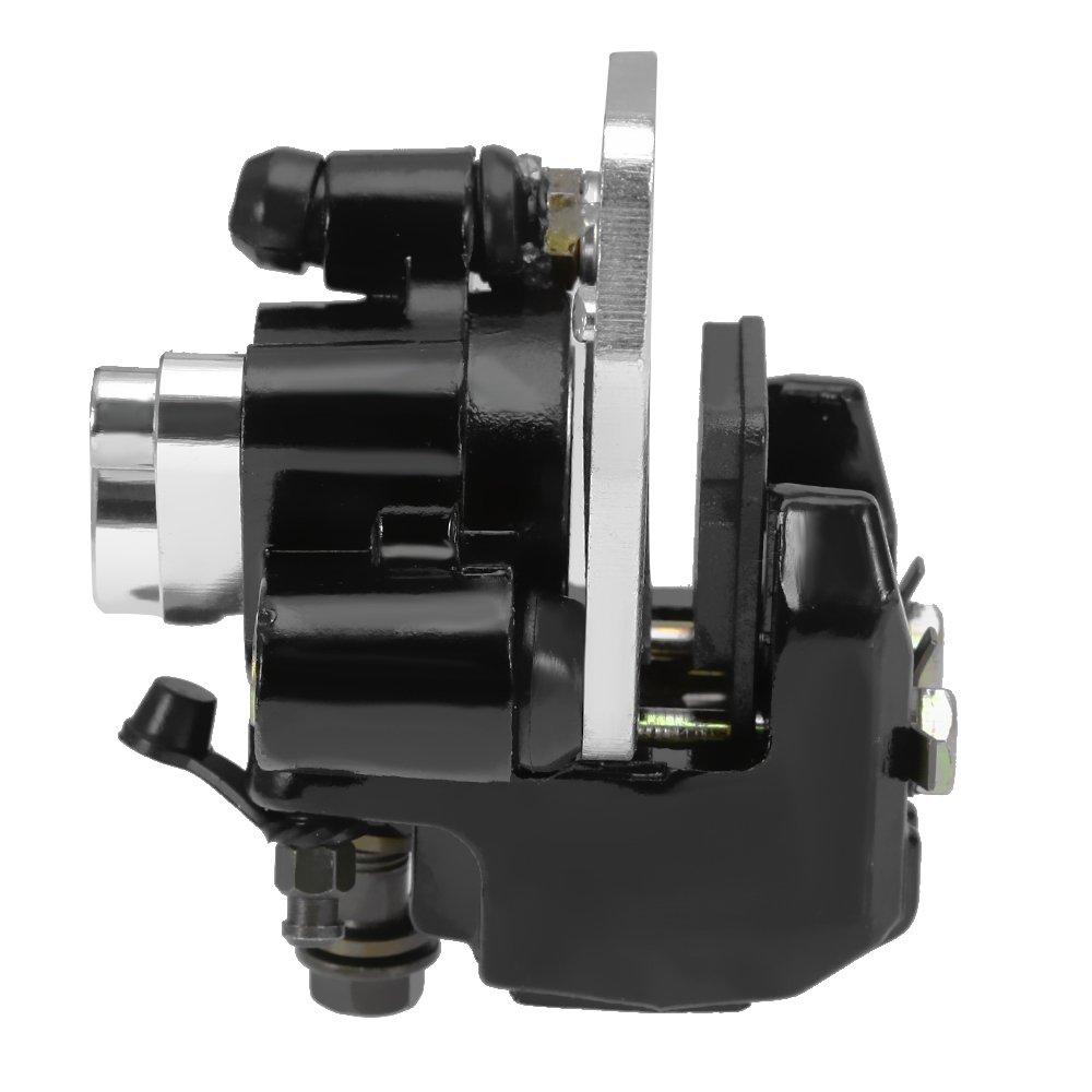 For Honda TRX400EX Rear Brake Caliper TRX 400EX Sportrax 400 99-04 New QKPARTS