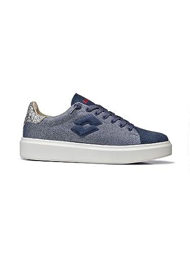 Lotto Jungen Sneaker Blau Blau qztrm6