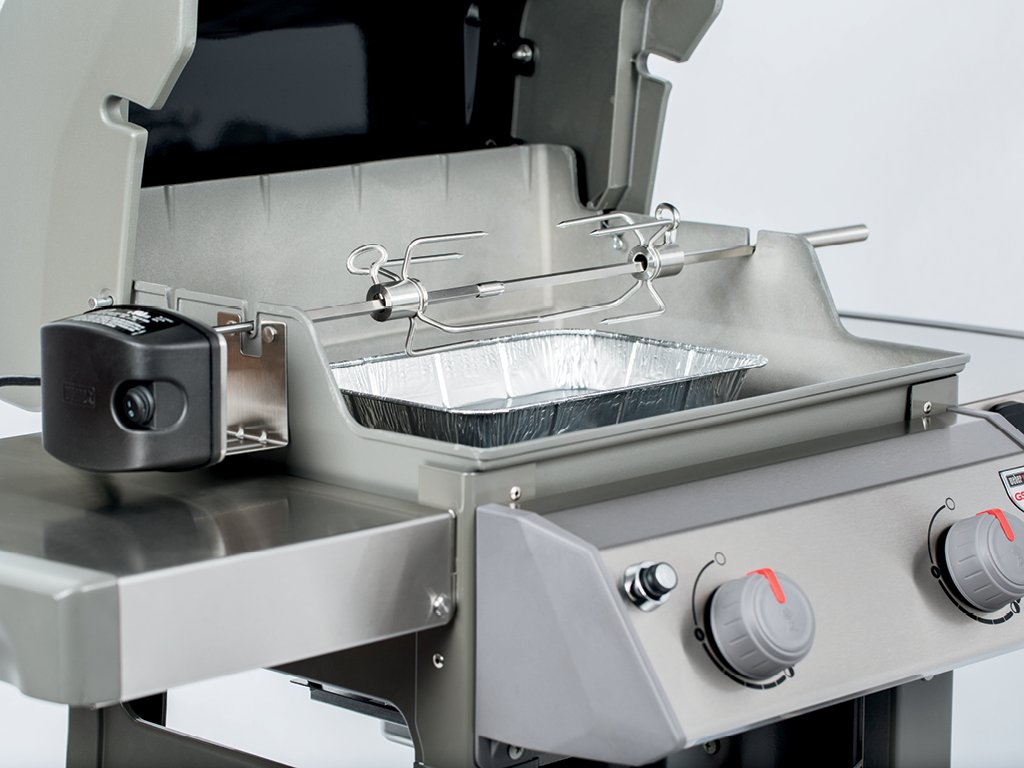 Weber 7659 Spirit Rotisserie Grill Accessory by Weber (Image #4)