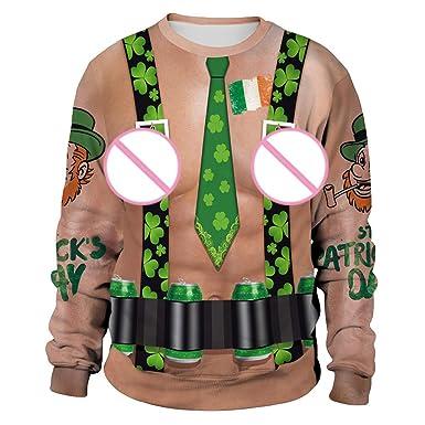 Camiseta de Hombre, Internet_Disfraz del día de San Patricio ...