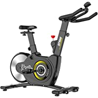 Pooboo Indoor Magnetic Exercise Bikes with LCD Display