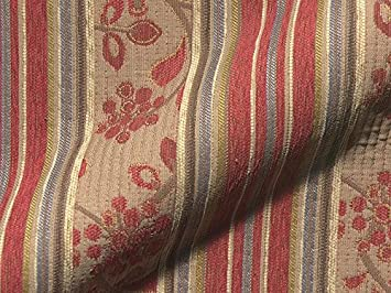 Raumausstatter.de NORDERNEY 774 - Tela para tapizar (poliéster ...