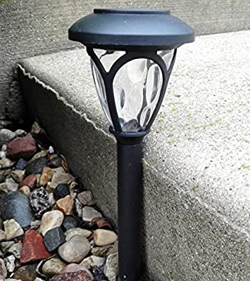 Pack of 6 Solar Lights Outdoor Sogrand Solar Path Lights Solar Garden Lights