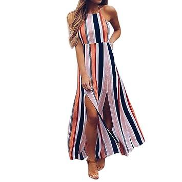 c539c40ea0aa Amazon.com  Clearance!Hot Sale!Women Long Dress Daoroka Ladies Sexy ...