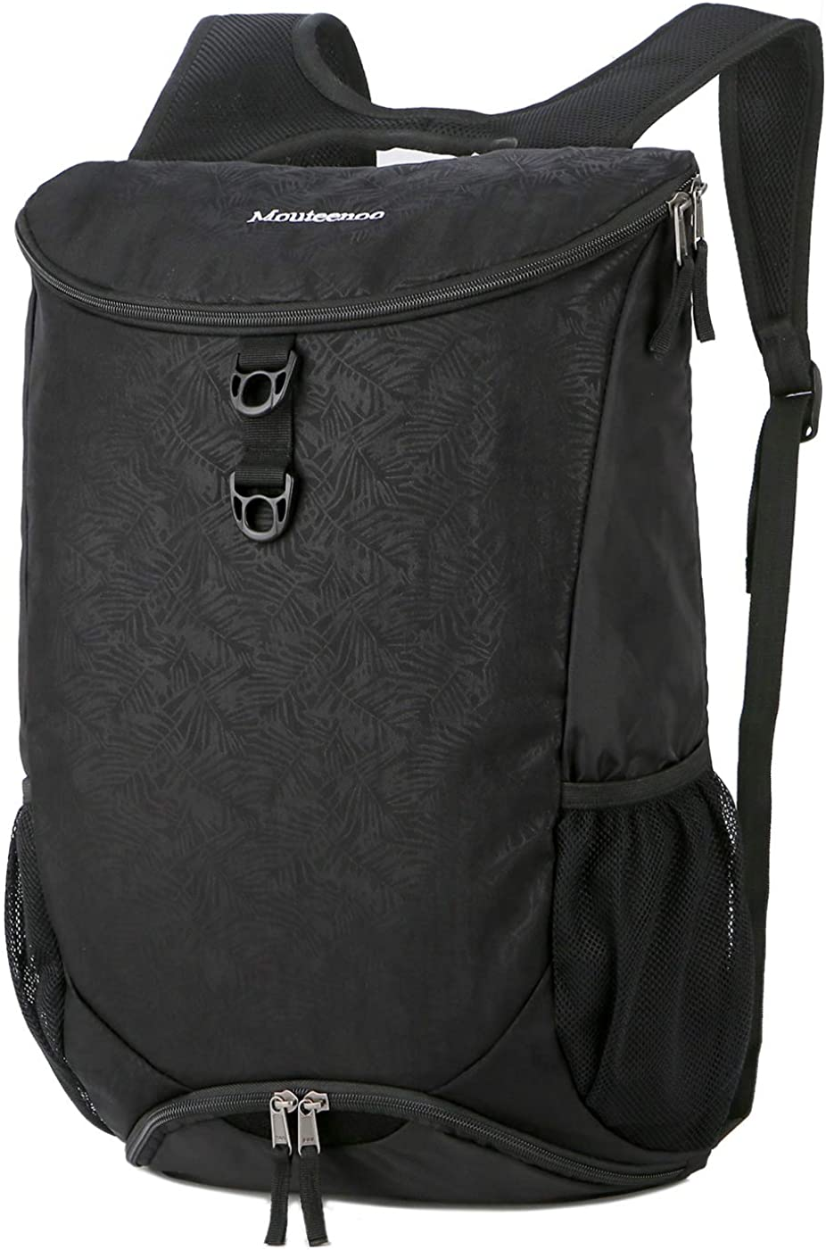 Mouteenoo Sport Gym Backpack Shoes Compartment Drawstring Backpack Men Women