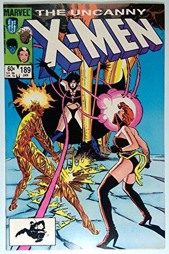 Uncanny X-Men (1981) #189 VF (8.0)