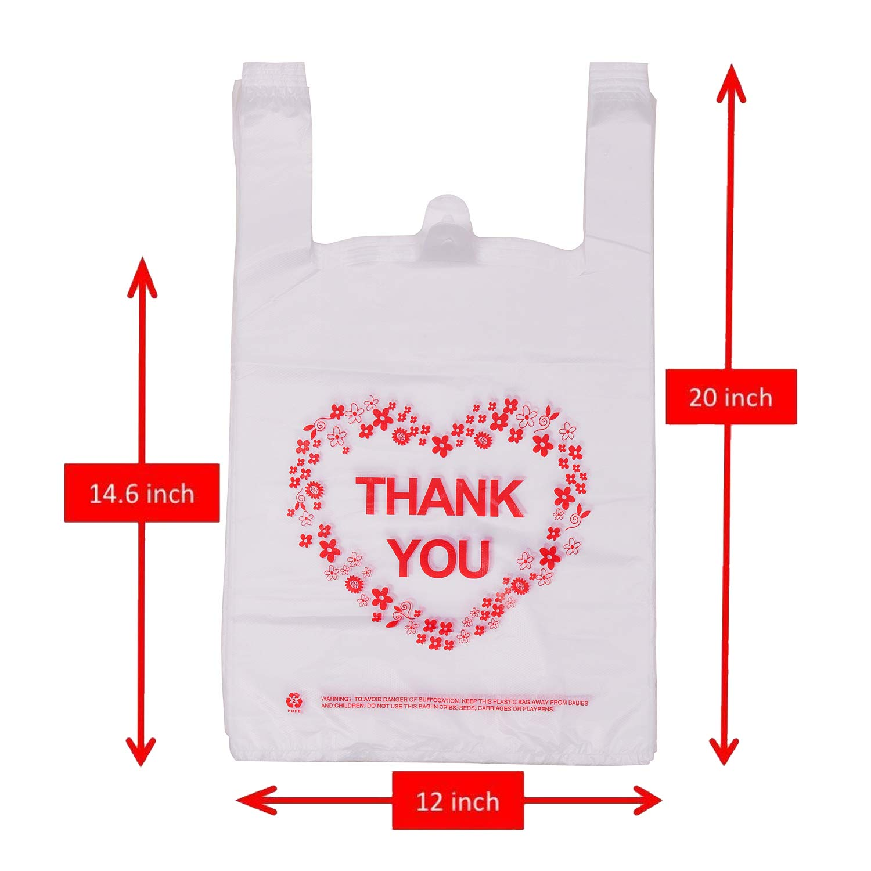 for Christmas Handle Merchadise Bags Multi-Use Mudium Size ...
