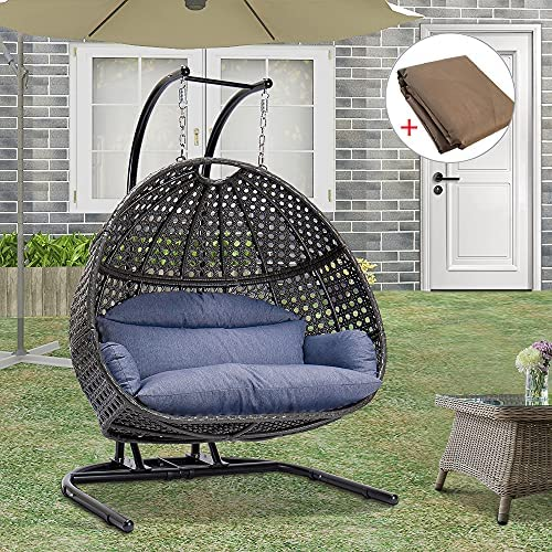ToMe 2 Person Swing Chair