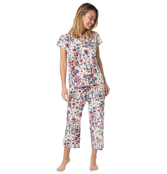 Amazon.com: La pijamas Sophia del gato multicolor de las ...