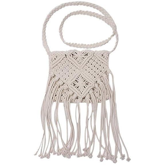 Amazon.com: Gu angqi Moda Mujer Bolsa de hombro bolso de ...