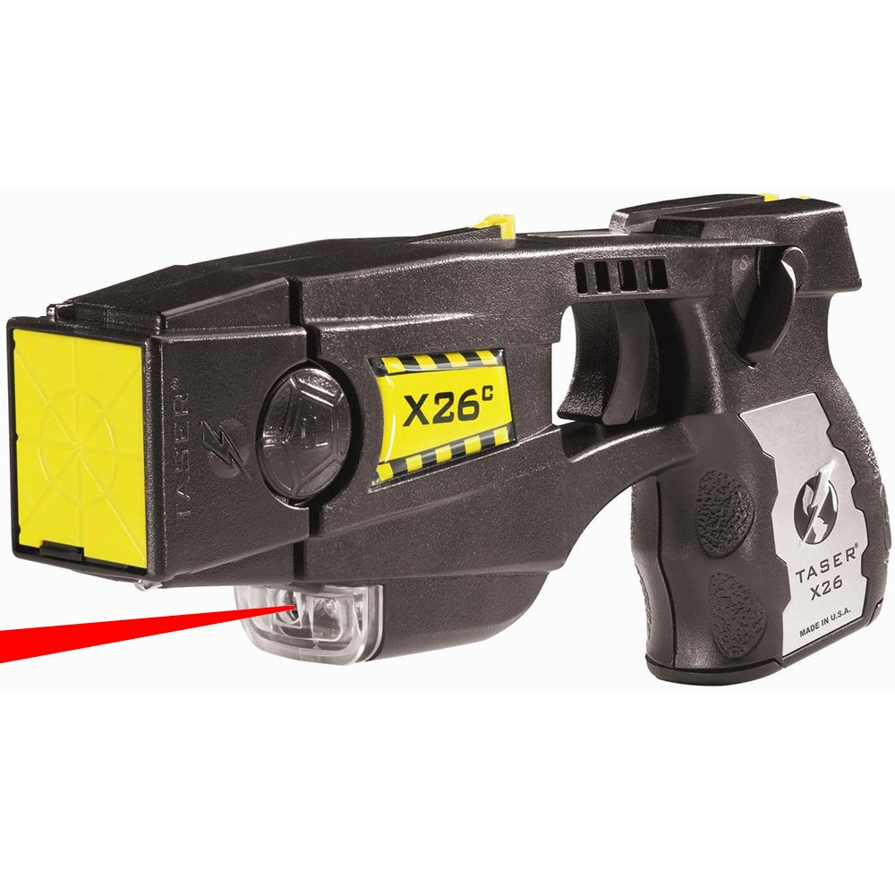 by Taser International; Taser X26C