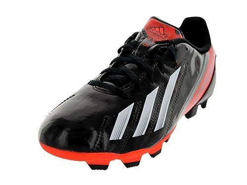 4af7b8f0b Adidas F5 TRX FG Junior Soccer Cleats - Black Running White Infrared (Boys