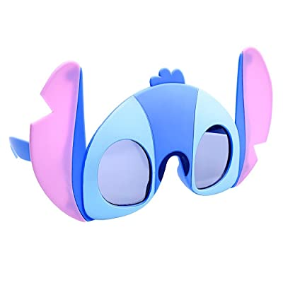 Sun-Staches Costume Sunglasses Lil' Characters Stitch Party Favors UV400: Toys & Games