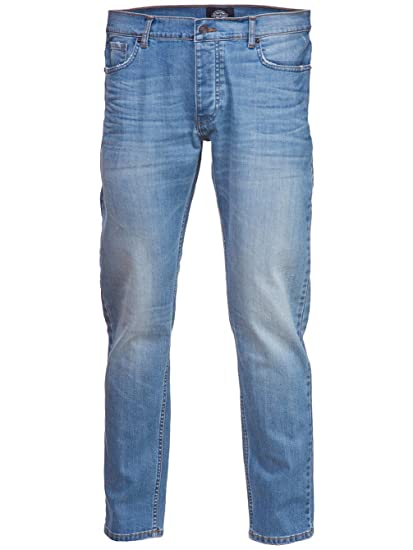 7c03769cfe Dickies Men s North Carolina Tapered Fit Jeans  Amazon.co.uk  Clothing