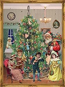 Sellmer Père Noël Calendrier de l'Avent
