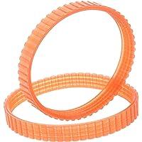 Cinturon de transmision - TOOGOO(R) 2pzs F20 Cinturon