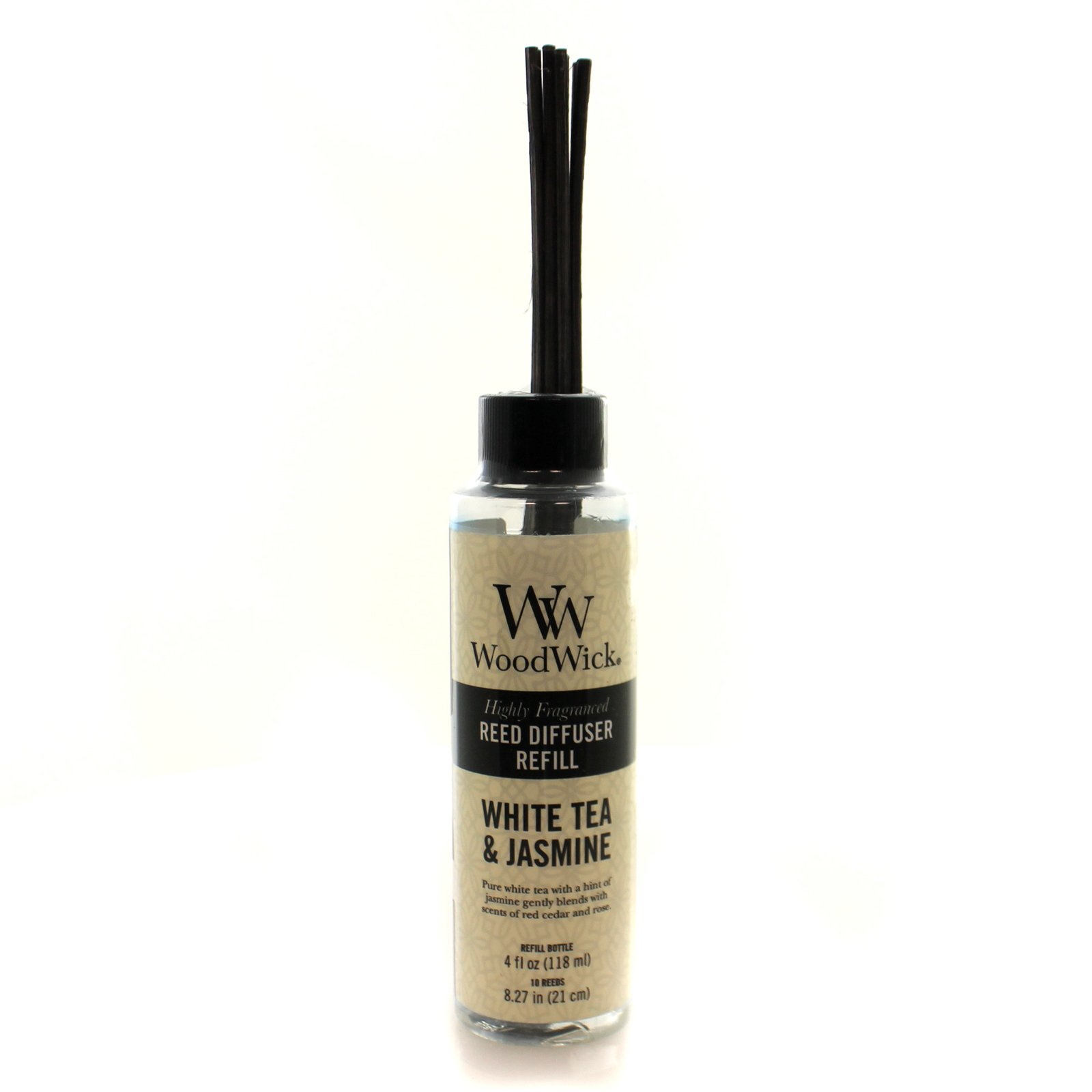Amazon Com White Tea Jasmine Woodwick 4 Oz Refill For Reed Or Spill