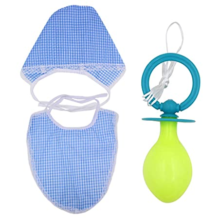 FUNZZY - Conjunto de 3 Accesorios para Disfraz de bebé para ...