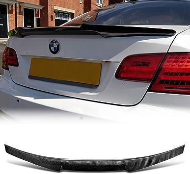 N//A Spoiler dailes de Coffre arri/ère en Fibre de Carbone modifi/é pour BMW F82 M4 2015-2019 V l/èvre daile de becquet de Style de Performance