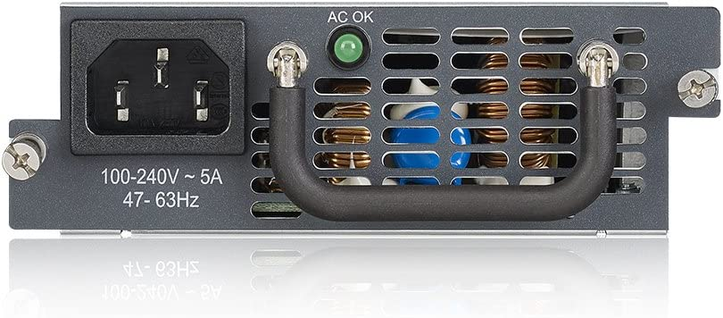 Zyxel RPS300-ZZ0101F Non PoE Power Supply Unit for GS3700-24, GS3700-48,  XGS3700-24 and XGS3700-48 Switches - Black: Amazon.co.uk: Computers &  Accessories