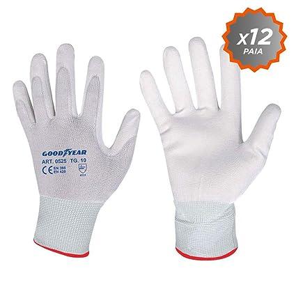 immagini dettagliate qualità autentica nuovi prodotti Confezione da 12 guanti da giardinaggio a filo continuo ...