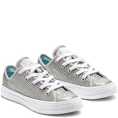 Converse Chuck Taylor All Star Pacific Lights Ox Silber