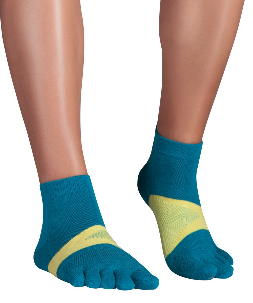 Calzini con Dita da Corsa in Tessuto respirante Coolmax/® Knitido MTS Ultralite
