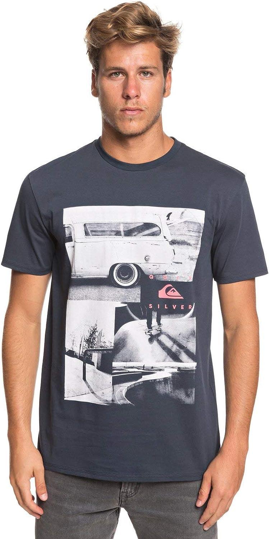 Quiksilver Sportlineprint tee - Camiseta Hombre