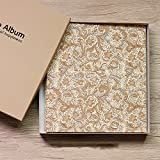 Photo album album / interstitial 6-inch cortical family baby growth large capacity album / couple romantic record of this ( Style : E )