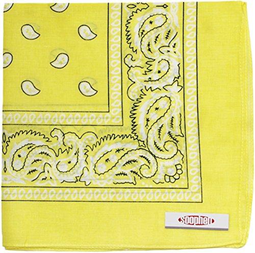 Yellow Bandanna - 4