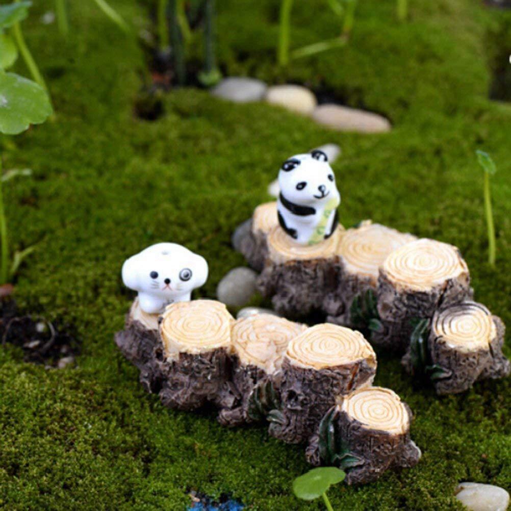 Jardin Décoration d\'extérieur SODIAL Jardin De Fée Miniature ...