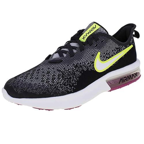 Nike Air MAX Sequent 4 (GS), Zapatillas de Deporte para