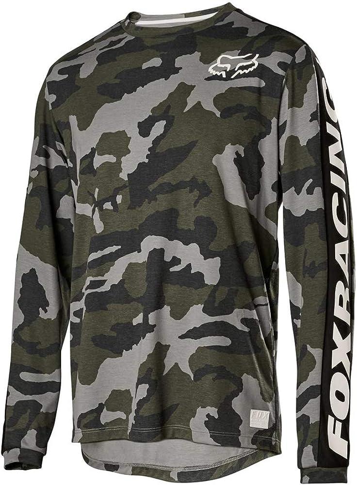 Fox Racing Ranger Dri-Release Fox Long-Sleeve Jersey - Men's