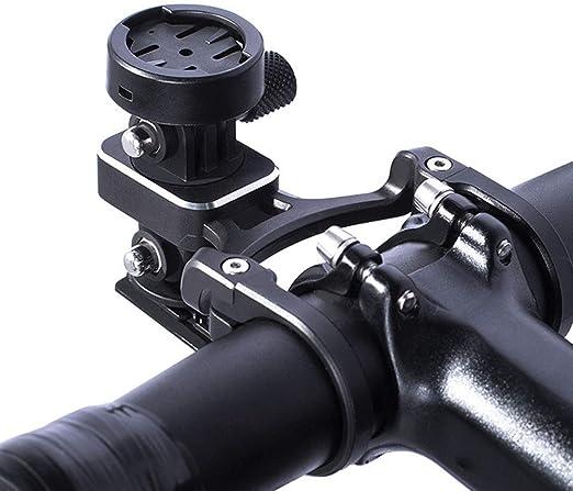 ENticerowts Soporte de luz para Bicicleta con Soporte Ajustable ...