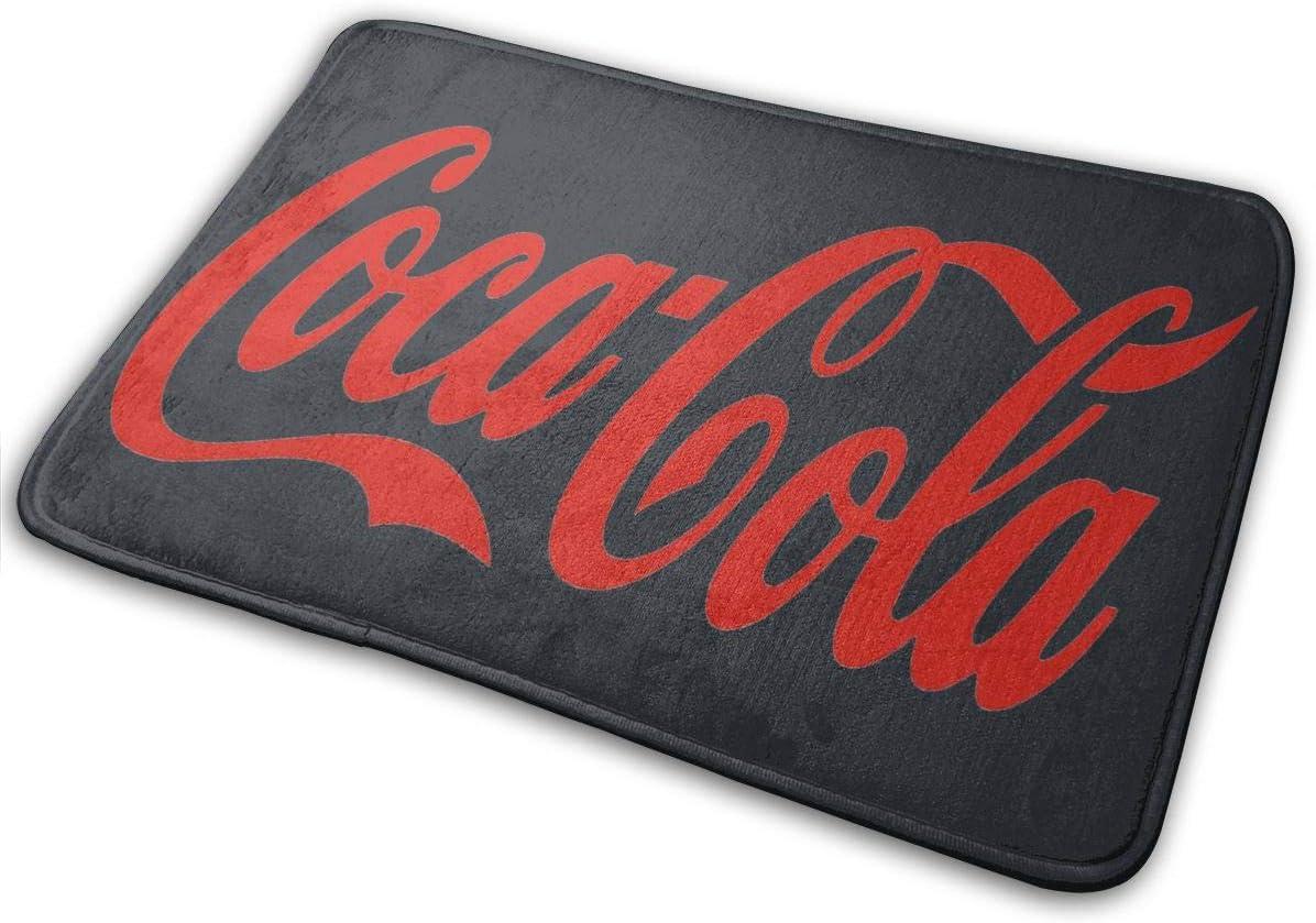 Coca Cola Bath Mat Non-Slip