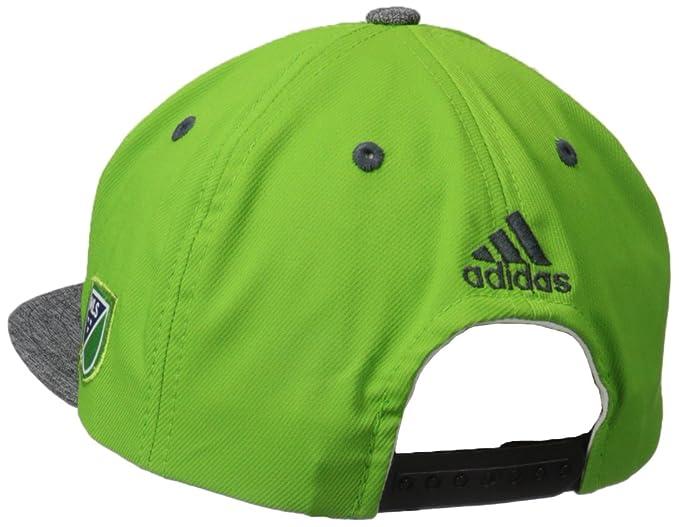 0e24a59981c Amazon.com   MLS Seattle Sounders FC Adult Champ Snapback Hat