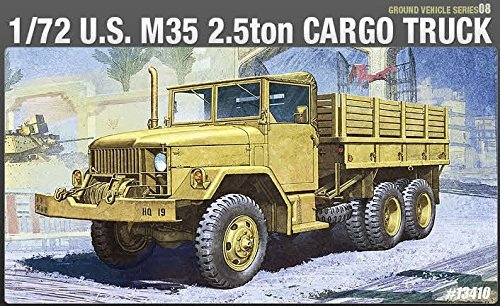 [Academy] Plastic Model Kit 1/72 U.S. M35 2.5ton Cargo for sale  Delivered anywhere in USA