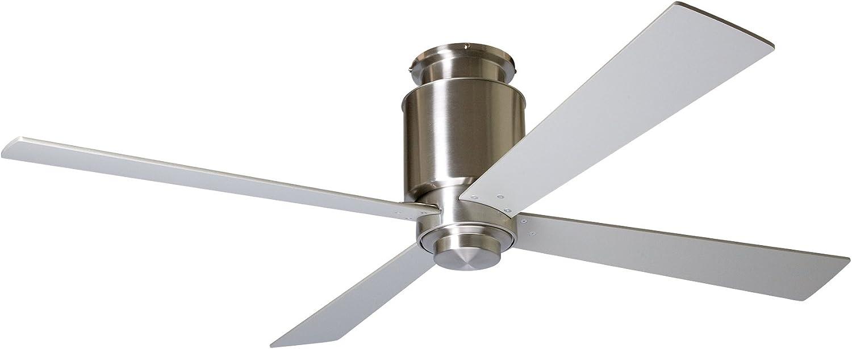 Moderno Ventilador empresa Lapa Flush 50