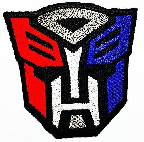 Aquaman Costume Australia (Transformers Autobot patch Jacket T- shirt Patch Sew Iron on Embroidered Badge Sign Costum)